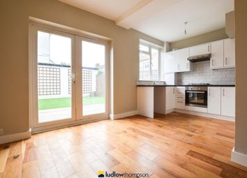 Thumbnail 3 bed end terrace house to rent in Seely Road, London