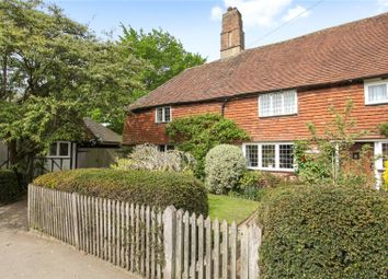 Thumbnail 4 bed semi-detached house for sale in Church Road, Milford, Godalming, Surrey