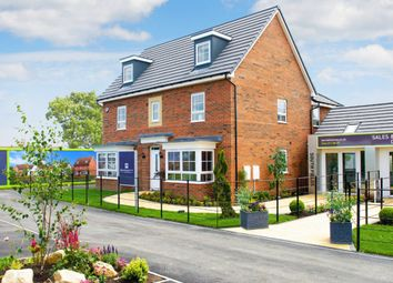 "Thumbnail 5 bed detached house for sale in ""Stratford"" at Tenth Avenue, Morpeth"