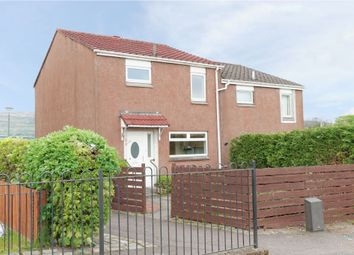 Thumbnail 3 bed semi-detached house for sale in 15 Hopeman, Erskine