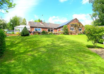 Thumbnail 4 bedroom detached bungalow for sale in Coppice View, Broadmeadows, South Normanton, Alfreton