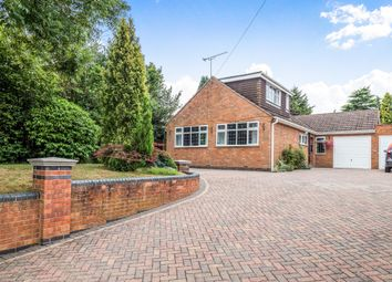 Thumbnail 4 bed detached bungalow for sale in Hatton Green, Hatton, Warwick