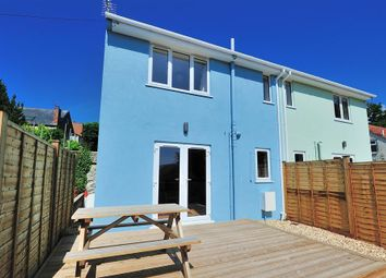 Thumbnail 2 bed semi-detached house for sale in Broad Street, Lyme Regis