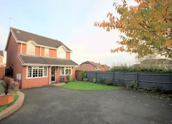 Thumbnail 4 bed detached house for sale in Newman Close, Stone
