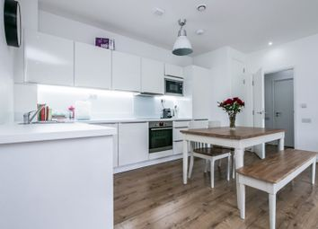 Thumbnail 1 bed flat to rent in Stewarts Road, London