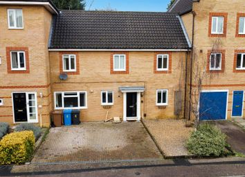 Thumbnail 4 bed terraced house for sale in Sagehayes Close, Ipswich