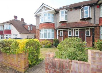 Thumbnail 4 bed semi-detached house to rent in Cromford Way, New Malden
