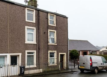 Thumbnail 3 bed end terrace house for sale in West Lane, Flimby, Maryport