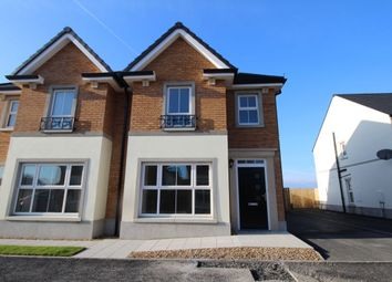 Thumbnail 3 bedroom semi-detached house to rent in High Bangor Road, Donaghadee