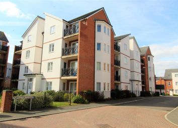 Thumbnail 1 bed flat for sale in Poppleton Close, Coventry