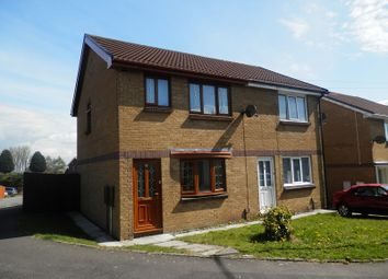Thumbnail 3 bedroom semi-detached house for sale in Chemical Road, Morriston, Swansea.