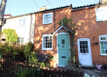 Thumbnail 2 bed cottage for sale in The Street, Tuddenham, Ipswich, Suffolk