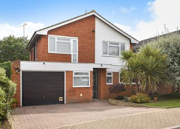 Thumbnail 4 bed detached house for sale in Greenacres Drive, Stanmore