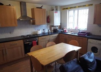Thumbnail 6 bed property to rent in North Sherwood Street, Nottingham