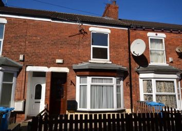 Thumbnail 2 bed terraced house to rent in Orpington Villas, Rensburg Street, Hull