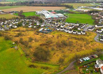 Thumbnail Land for sale in Hebridean Gardens, Strathearn View, Crieff