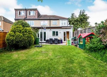 Thumbnail 5 bed semi-detached house for sale in Saffron Road, Romford