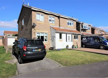 Thumbnail 3 bed semi-detached house for sale in Pembrey Court, Sothall, Sheffield