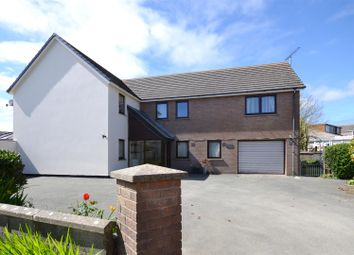 Thumbnail 5 bed detached house for sale in Roch, Haverfordwest