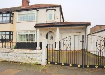 Thumbnail 3 bed semi-detached house to rent in Blackmoor Drive, West Derby, Liverpool