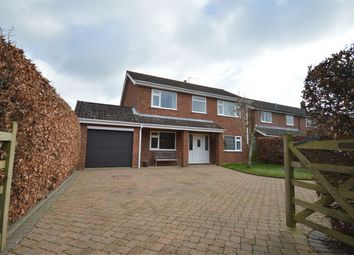 Thumbnail 3 bed detached house for sale in Wathen Way, Marsham, Norwich