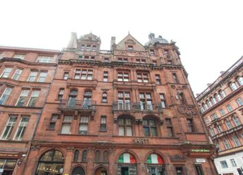 Thumbnail 2 bed flat for sale in West George Street, Glasgow
