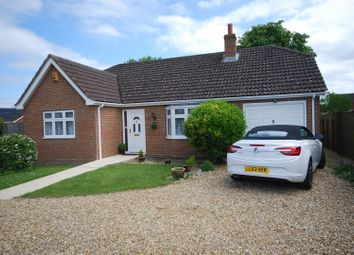 Thumbnail 3 bed detached bungalow for sale in Armitage Close, Holbeach, Spalding