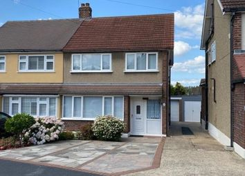 Surrey Drive, Hornchurch RM11. 3 bed semi-detached house
