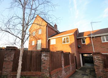 Thumbnail 3 bed terraced house to rent in Turgis Road, Fleet