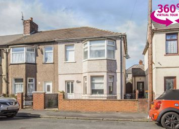 3 bed end terrace house for sale in Conway Road, Newport NP19