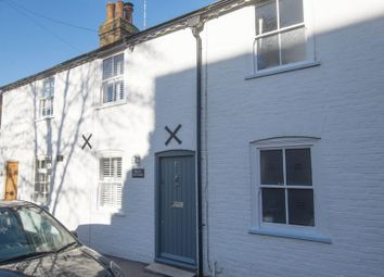 Thumbnail 2 bed cottage for sale in The Street, Ash, Canterbury