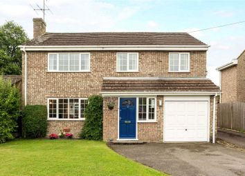 Thumbnail 4 bed detached house for sale in Burroughs Drove, Burbage, Marlborough, Wiltshire