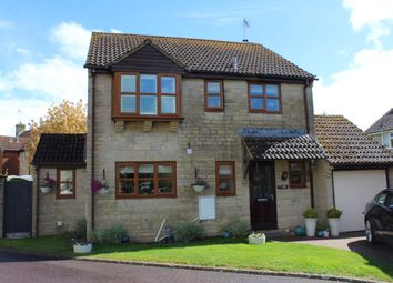 Thumbnail 3 bed detached house for sale in Swynford Close, Kempsford, Fairford