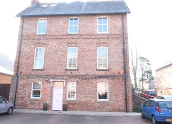 Thumbnail 2 bed flat to rent in Claremont Villas, Darlington, County Durham