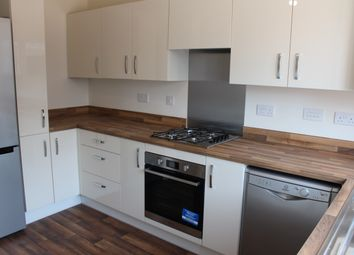 Thumbnail 3 bed town house to rent in Shetland Close, Brookvale, Shirebrook