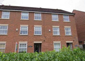 Thumbnail 4 bed terraced house to rent in Saffron Walk, Bourne, Lincolnshire