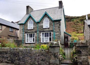 Thumbnail 4 bed detached house for sale in Manod Road, Blaenau Ffestiniog, Gwynedd