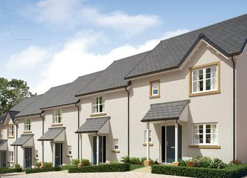 "Thumbnail 3 bedroom end terrace house for sale in ""The Ashton"" at Vert Court, Haldane Avenue, Haddington"