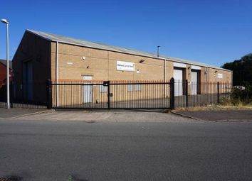 Thumbnail Light industrial to let in Units G & H Hobart Road, Tipton