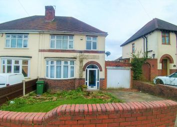 Thumbnail 3 bed semi-detached house to rent in The Parade, Dudley