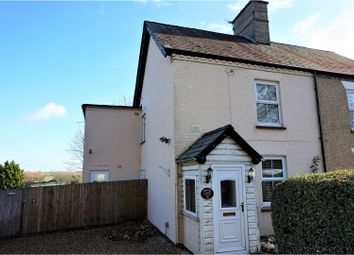 Thumbnail 3 bed semi-detached house for sale in Hitchin Road, Hitchin