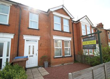Thumbnail 3 bedroom terraced house for sale in Powling Road, Ipswich, Suffolk