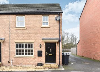 Thumbnail 3 bed end terrace house to rent in Bridgeside Way, Spondon, Derby