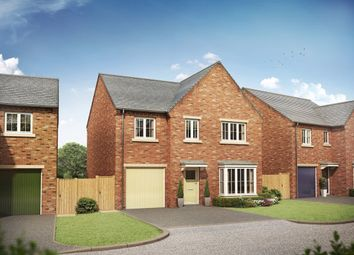 Thumbnail 4 bed detached house for sale in Longridge, Lancashire