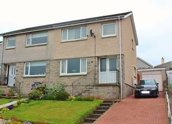 Thumbnail 3 bed semi-detached house for sale in 11 Jubilee Crescent, Stranraer