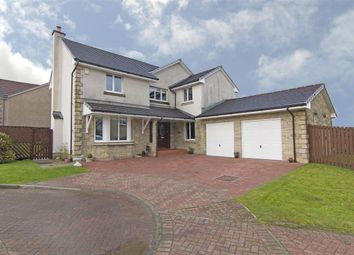 Thumbnail 4 bed detached house for sale in Mcnab Gardens, Falkirk