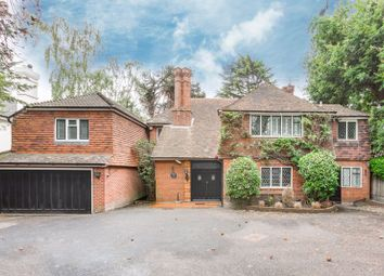 Thumbnail 4 bed detached house for sale in Coombe Lane West, Kingston Upon Thames
