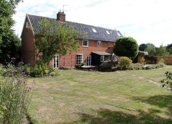 Thumbnail 4 bedroom farmhouse to rent in Middleton, Saxmundham