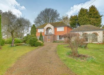 Thumbnail 3 bed detached house for sale in Crescent Road, Burgess Hill