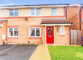 Thumbnail 3 bed semi-detached house for sale in Wintergreen Avenue, Liverpool